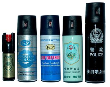 中国女司机应该配备什么防身保安装备